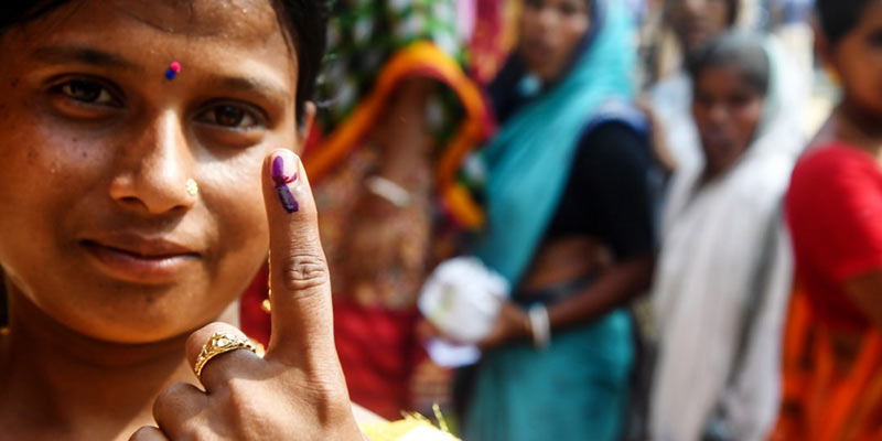 Overall voter turnout pegged at 66.5%