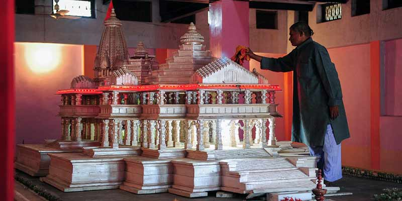 Ayodhya: SC paves way for Ram temple
