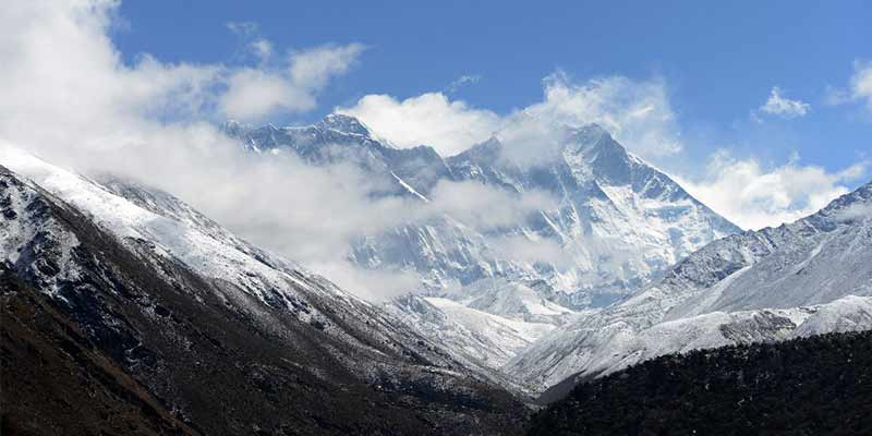 New height of Mt. Everest is 8,848.86 m