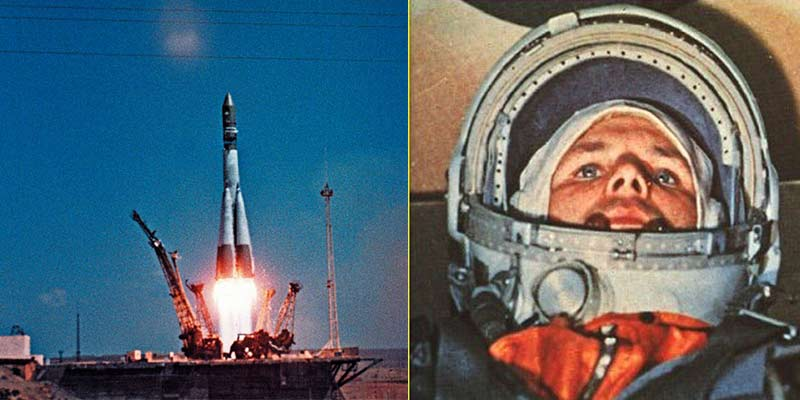 60 years of first human spaceflight